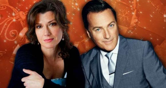 Amy Grant & Michael W. Smith at Verizon Theatre at Grand Prairie