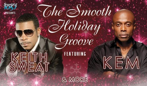 Keith Sweat & Kem at Verizon Theatre at Grand Prairie