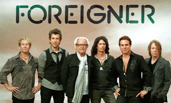 Foreigner at Verizon Theatre at Grand Prairie
