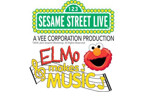 Sesame Street Live: Elmo Makes Music at Verizon Theatre at Grand Prairie