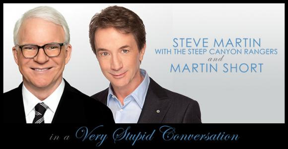 Steve Martin & Martin Short at Verizon Theatre at Grand Prairie