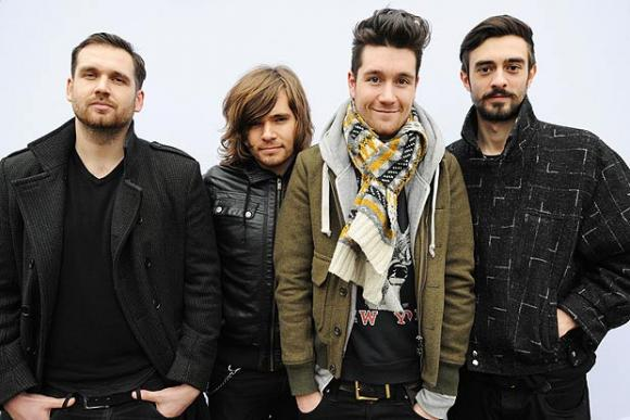 Bastille at Verizon Theatre at Grand Prairie