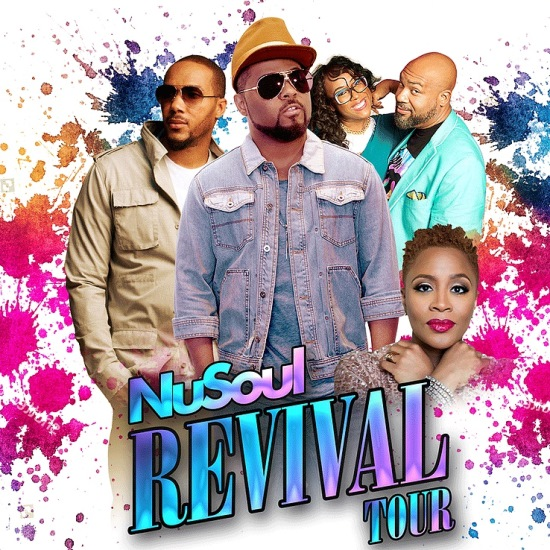 Nu Soul Revival Tour: Musiq Soulchild, Lyfe Jennings, Kindred the Family Soul & Avery Sunshine at Verizon Theatre at Grand Prairie