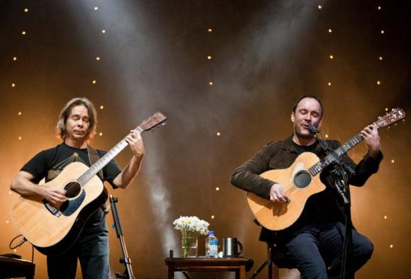 Dave Matthews & Tim Reynolds at Verizon Theatre at Grand Prairie
