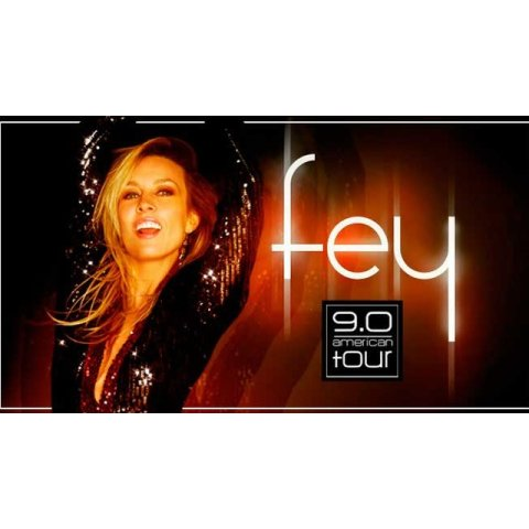 90s Pop Tour: Fey, OV7 & Aleks Syntek at Verizon Theatre at Grand Prairie