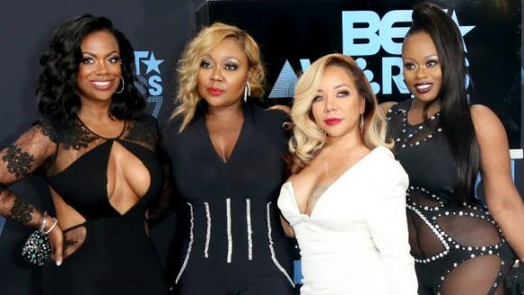 Xscape, Monica & Tamar Braxton at Verizon Theatre at Grand Prairie