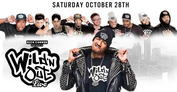 Wild 'N Out Live at Verizon Theatre at Grand Prairie