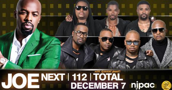 Joe, 112 & Next at Verizon Theatre at Grand Prairie