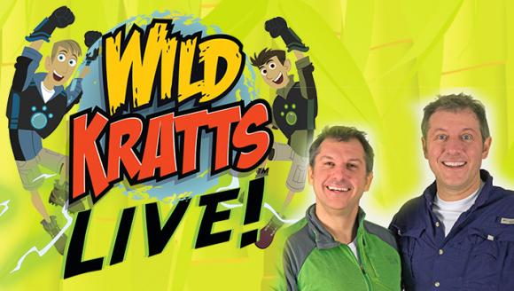 Wild Kratts - Live at Verizon Theatre at Grand Prairie