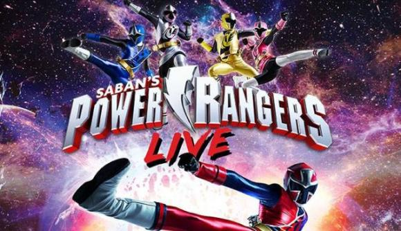 Power Rangers Live! at Verizon Theatre at Grand Prairie
