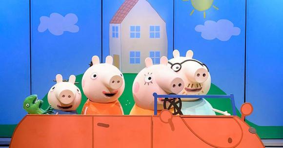 Peppa Pig Live! at Verizon Theatre at Grand Prairie