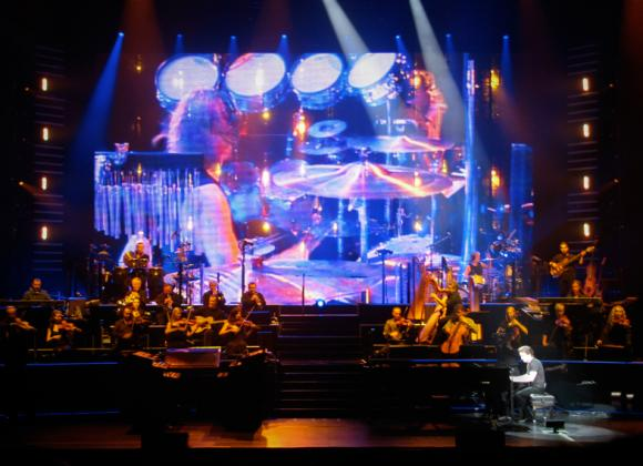 Yanni at Verizon Theatre at Grand Prairie