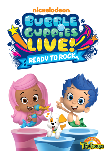 Bubble Guppies Live at Verizon Theatre at Grand Prairie