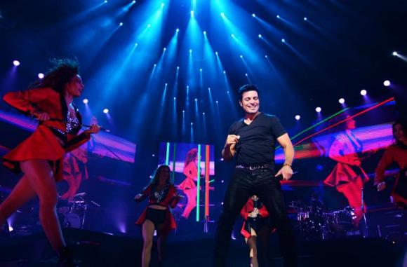 Chayanne at Verizon Theatre at Grand Prairie