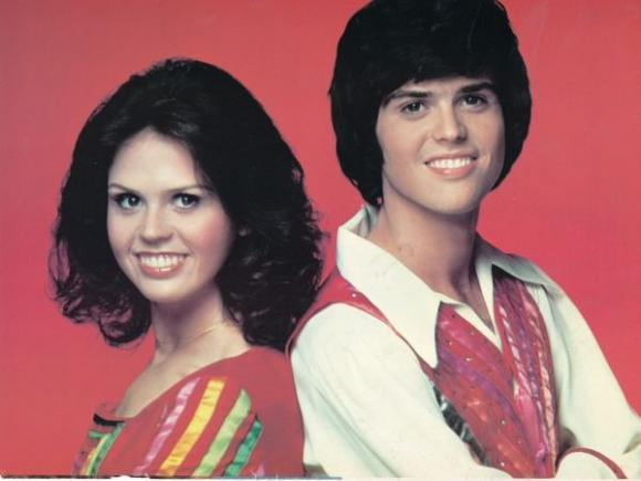 Donny and Marie Osmond at Verizon Theatre at Grand Prairie