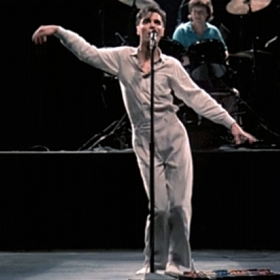 David Byrne at Verizon Theatre at Grand Prairie