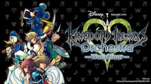 Kingdom Hearts Orchestra at Verizon Theatre at Grand Prairie