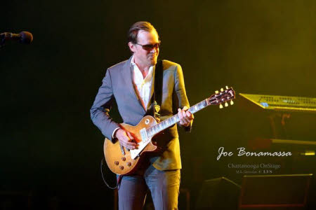 Joe Bonamassa at Verizon Theatre at Grand Prairie
