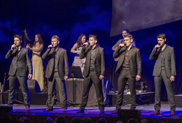 Celtic Thunder at Verizon Theatre at Grand Prairie