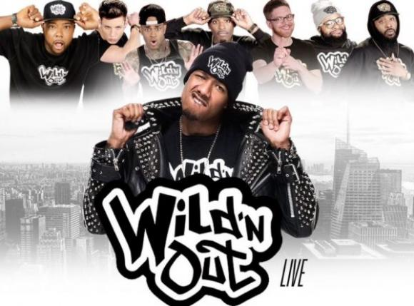 Nick Cannon's Wild 'N Out Live at Verizon Theatre at Grand Prairie