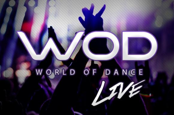 World of Dance Live at Verizon Theatre at Grand Prairie