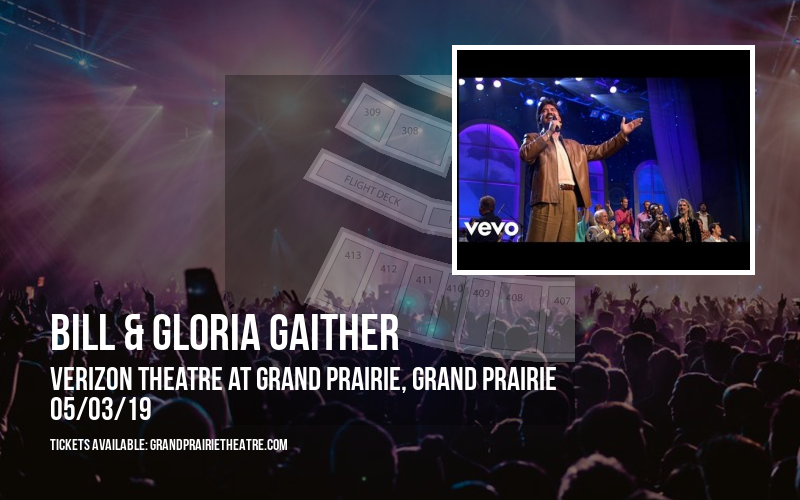 Bill & Gloria Gaither at Verizon Theatre at Grand Prairie