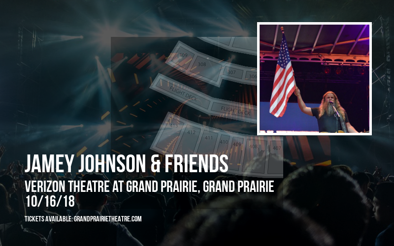 Jamey Johnson & Friends at Verizon Theatre at Grand Prairie