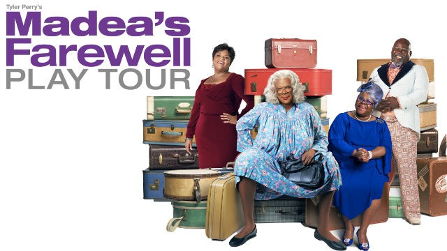 Tyler Perry's Madea's Farewell Play at Verizon Theatre at Grand Prairie