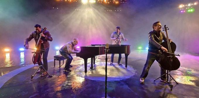 The Piano Guys at Verizon Theatre at Grand Prairie