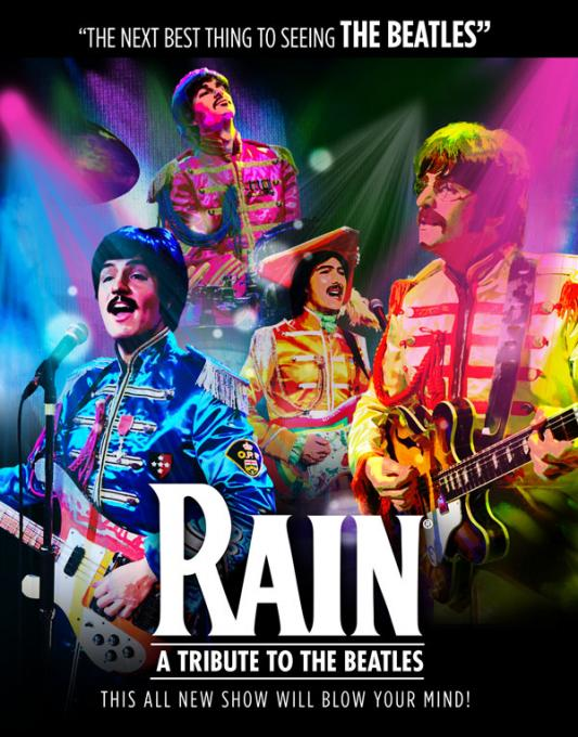 Rain - A Tribute to The Beatles at Verizon Theatre at Grand Prairie