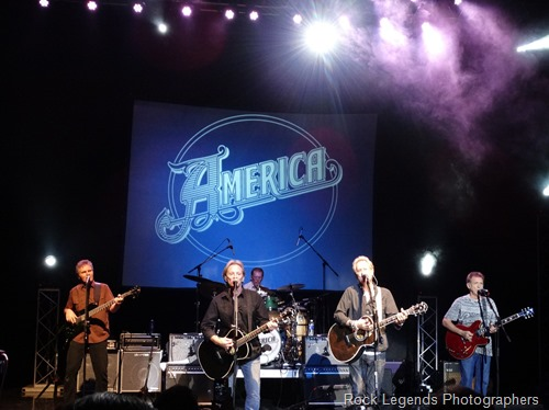 America - The Band at Verizon Theatre at Grand Prairie