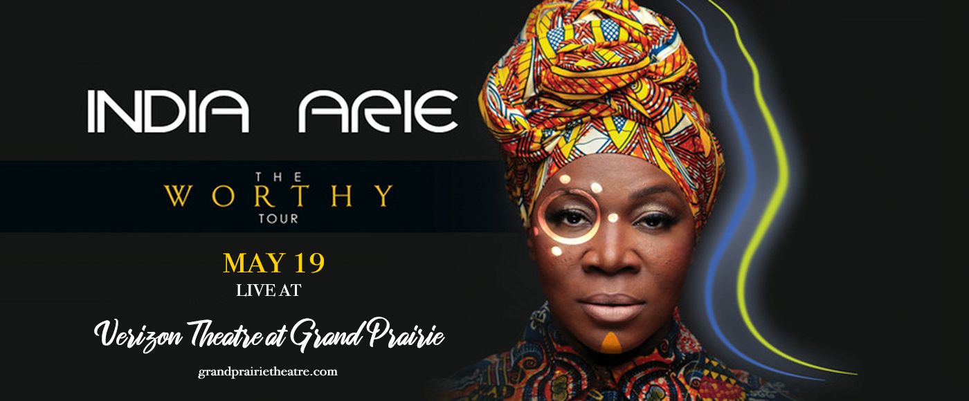 India.Arie at Verizon Theatre at Grand Prairie