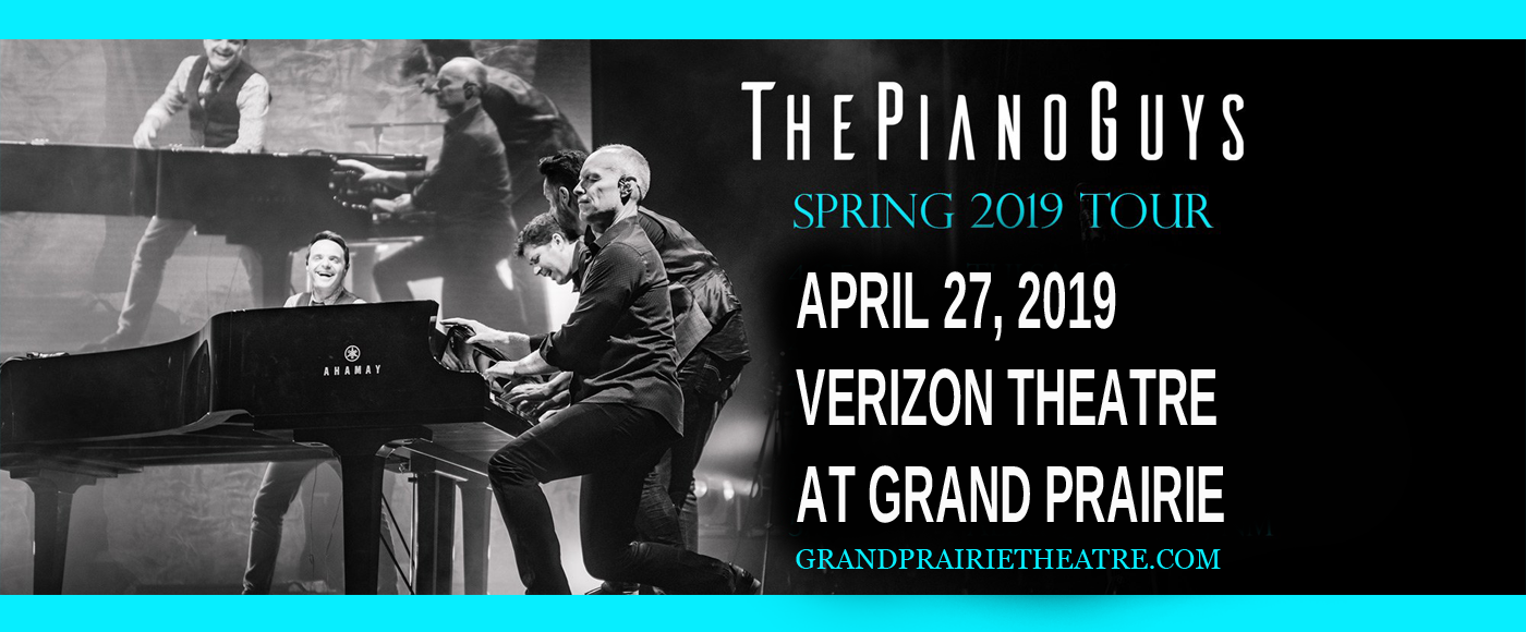 The Piano Guys at Verizon Theatre at Grand Prairie