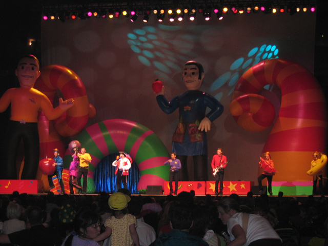 The Wiggles at Verizon Theatre at Grand Prairie