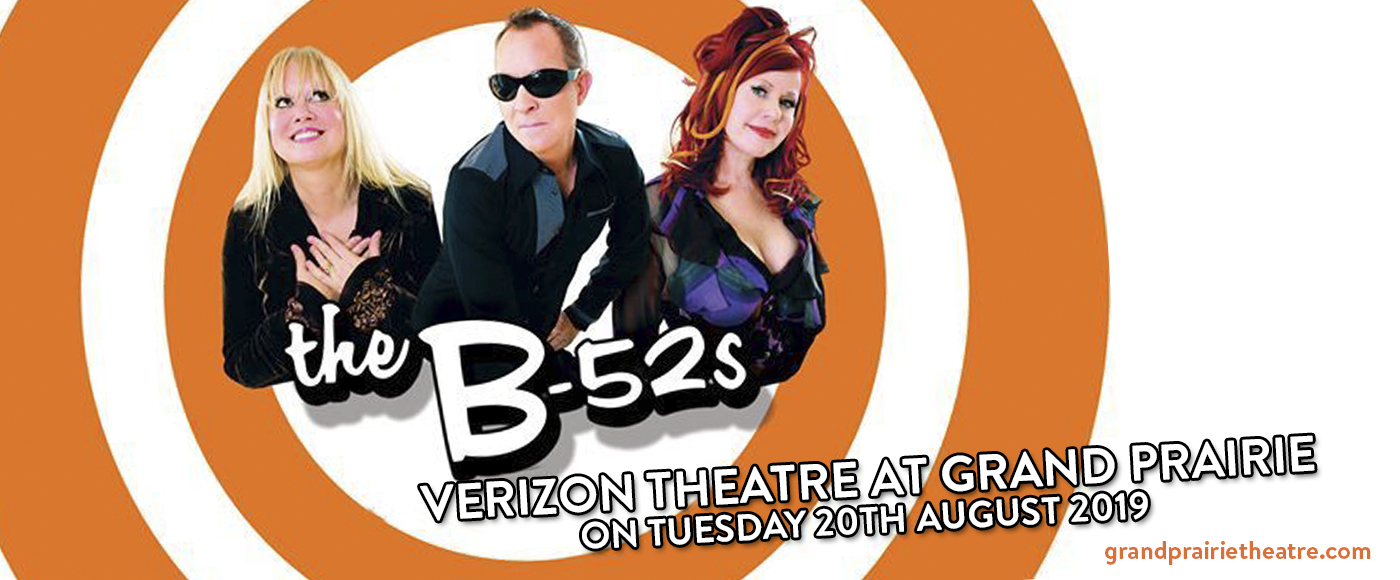 The B-52s at Verizon Theatre at Grand Prairie