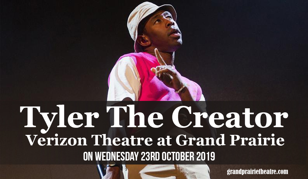 Tyler The Creator at Verizon Theatre at Grand Prairie