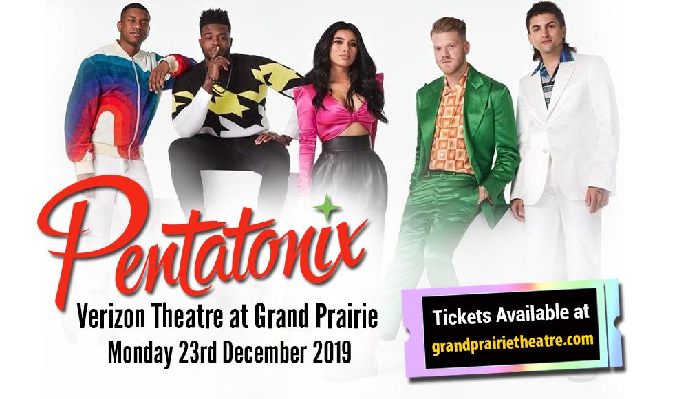 Pentatonix at Verizon Theatre at Grand Prairie