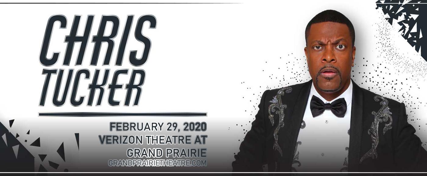 Chris Tucker at Verizon Theatre at Grand Prairie