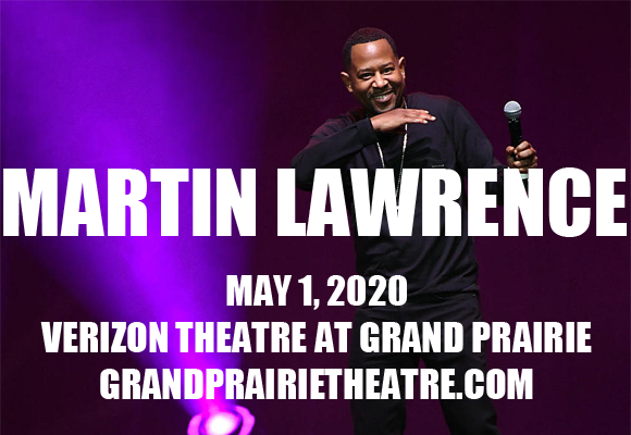 LIT AF Tour: Martin Lawrence, Rickey Smiley, Hannibal Buress, Donnell Rawlings & B. Simone at Verizon Theatre at Grand Prairie