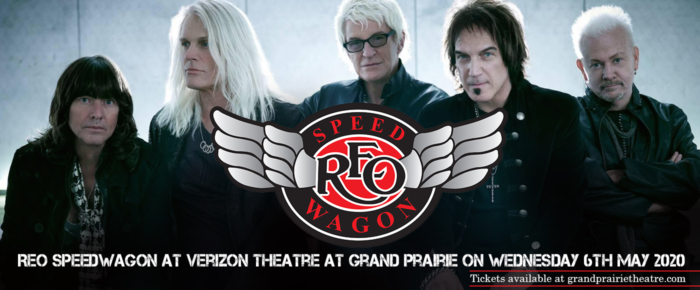 REO Speedwagon at Verizon Theatre at Grand Prairie