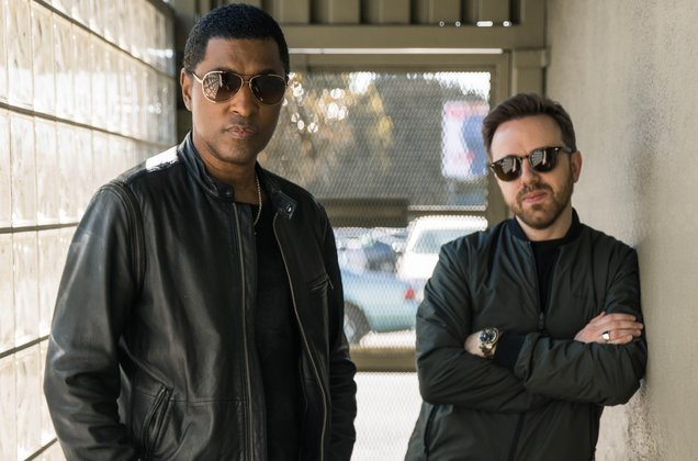 Kenny Babyface Edmonds at Verizon Theatre at Grand Prairie