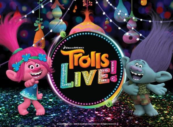 Trolls Live! at Verizon Theatre at Grand Prairie