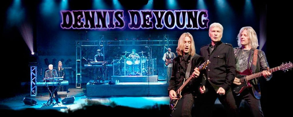 Dennis DeYoung at Verizon Theatre at Grand Prairie