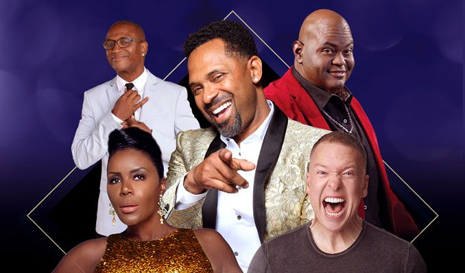 The Fabulously Funny Comedy Festival: Mike Epps, Kountry Wayne, Jess Hilarious & Haha Davis at Verizon Theatre at Grand Prairie