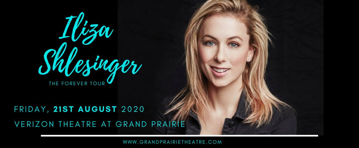 Iliza Shlesinger at Verizon Theatre at Grand Prairie