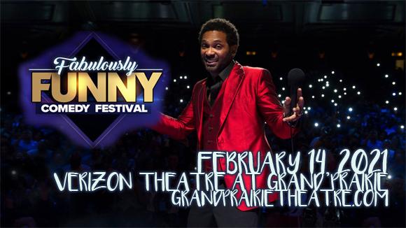 The Fabulously Funny Comedy Festival: Mike Epps, Kountry Wayne, Jess Hilarious & Haha Davis at Verizon Theatre at Grand Prairie