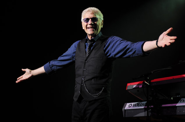 Dennis DeYoung [CANCELLED] at Verizon Theatre at Grand Prairie