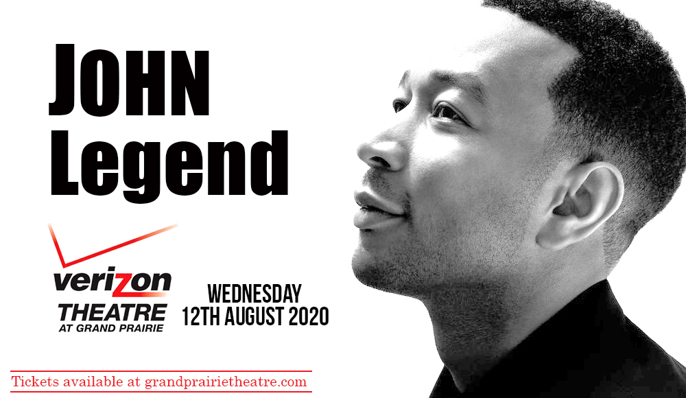 John Legend at Verizon Theatre at Grand Prairie