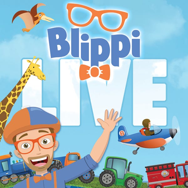 Blippi Live [CANCELLED] at Verizon Theatre at Grand Prairie