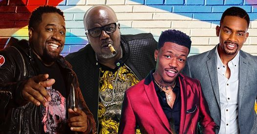 April Fools Comedy Jam V: Bruce Bruce, Earthquake, Chaunte Wayans & Ryan Davis at Verizon Theatre at Grand Prairie